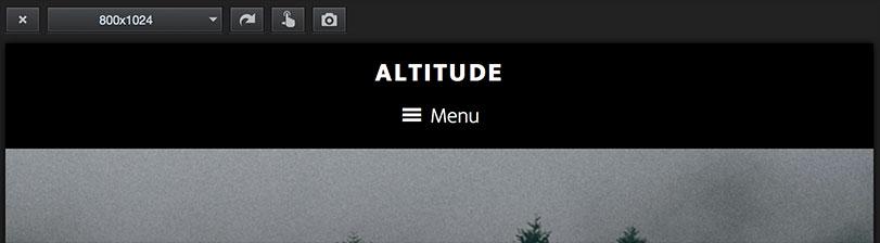 altitude-pro-menu-text