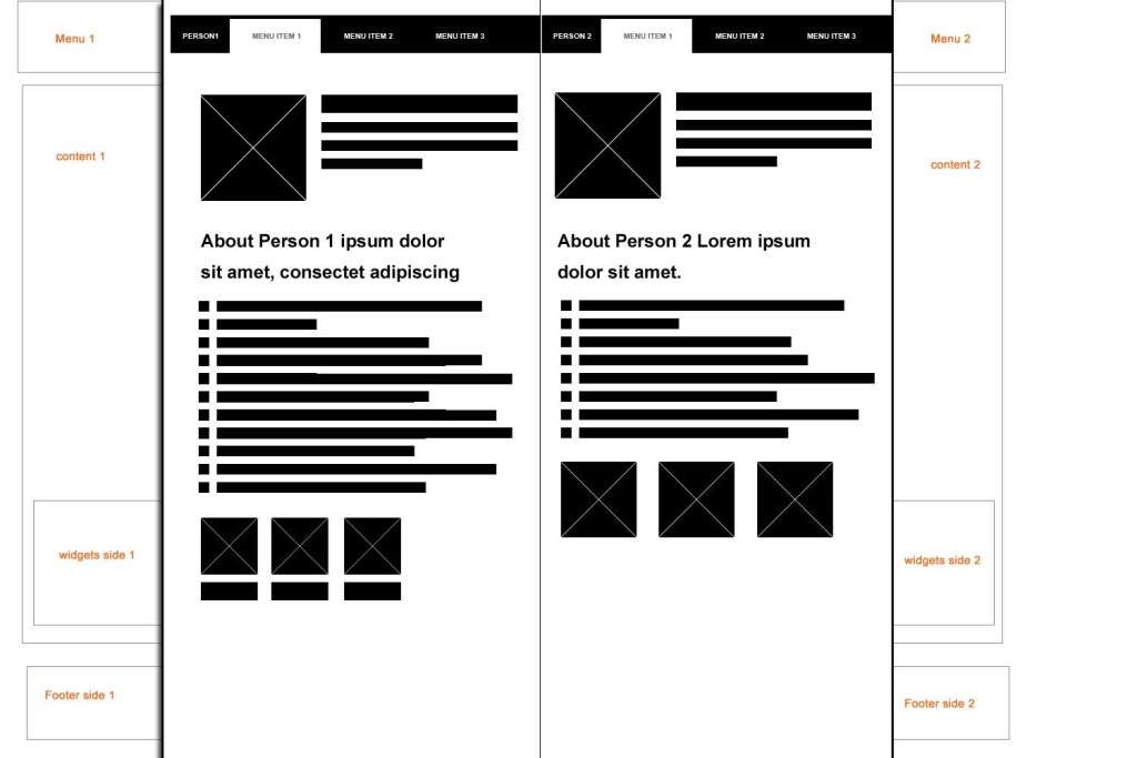 split-page-layout-mockup