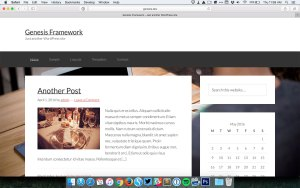 Slideshow background via Soliloquy slider using Backstretch in Genesis