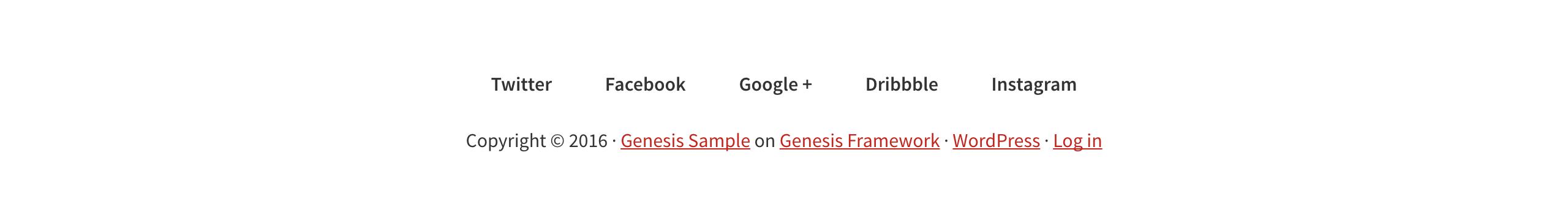 genesis-footer-menu