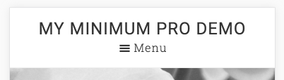 minimum-pro-menu-icon-text
