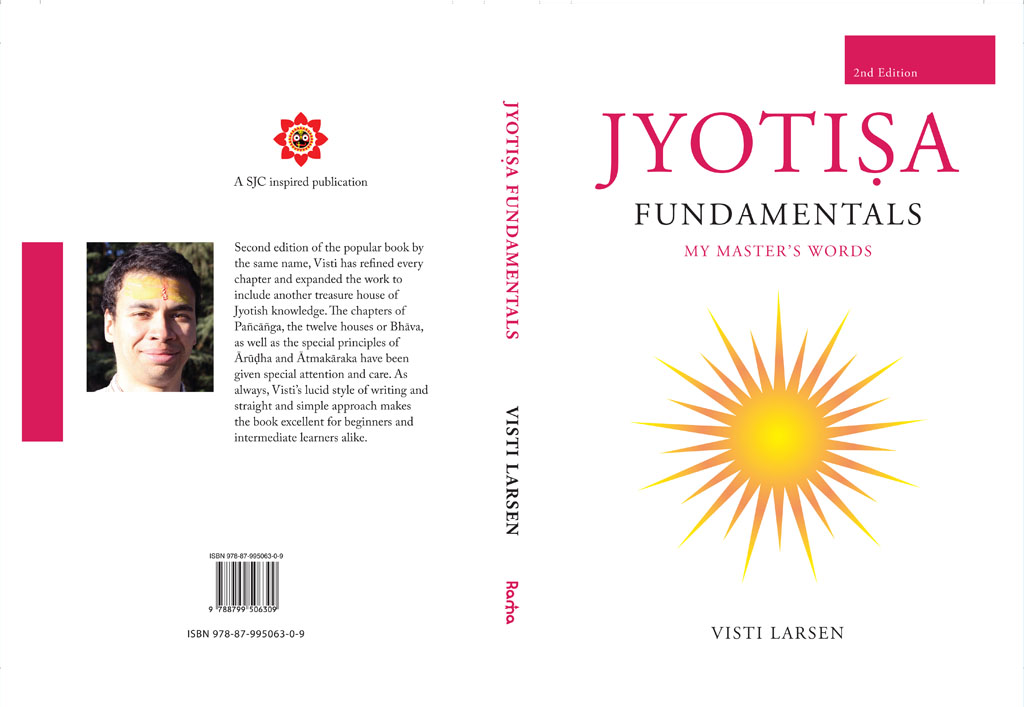 Jyotisa Fundamentals 2nd ed. cover