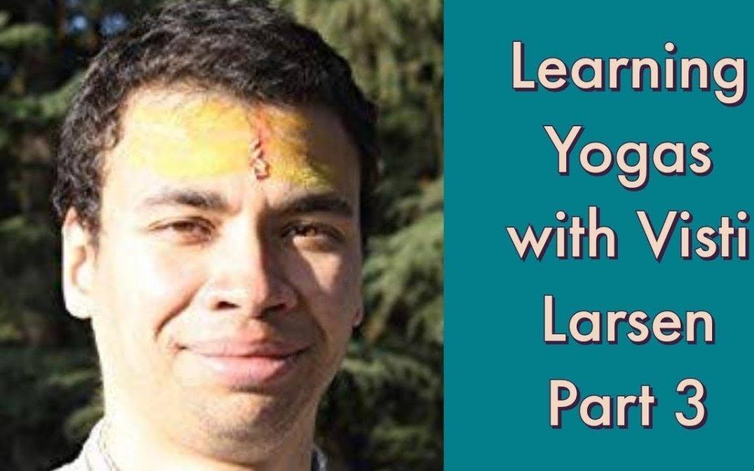 Conjunctions webinar Part 3/3 with Anuradha Sharda
