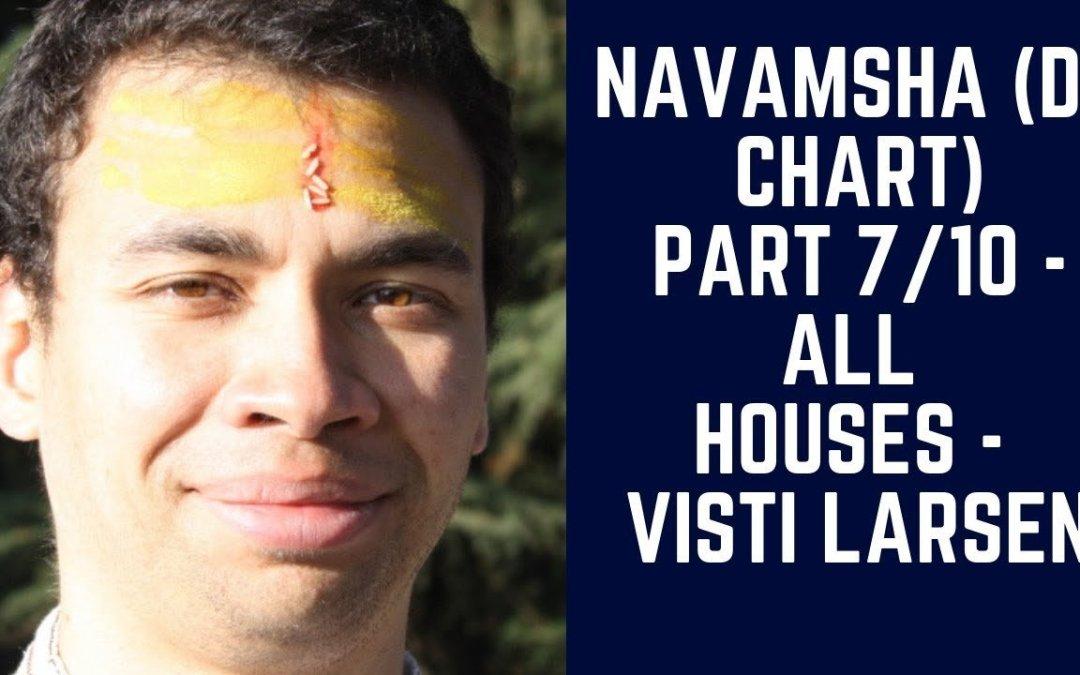Navamsha (D-9) Webinar Part 7/10 with Exotic Astrology