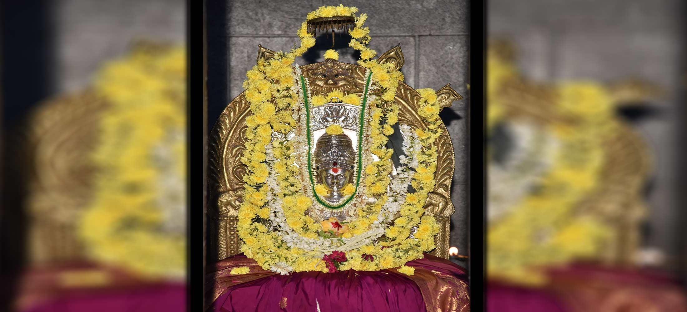 Sri Durgaparameshwari Saligrama