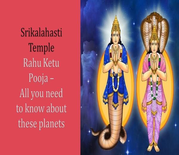 Rahu Ketu - Srikalahasthitemple.com - Srikalahasti Temple