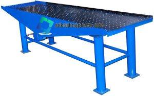Vibrating Table Vibrating-Table paver block making machine