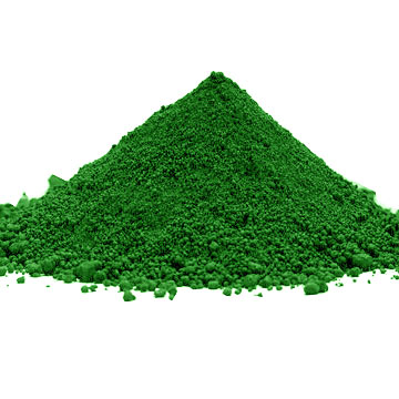Green Oxide Powder, Chrome Oxide Green manufacturers, Green Chrome Oxide powder, Green Colors Form Interlocking pavers
