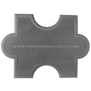 Plastic paver mould manufacturer in India