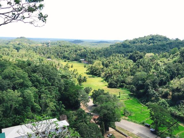 Sri Lanka Jasmine Tours & Drivers スリランカジャスミンツアーズ撮影。 マルキリガラ寺院 マルキリガラ遺跡 ムルキリガラ から見る景色2