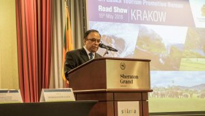 Sri Lanka Tourism Promotion (Road Show -Krakow)