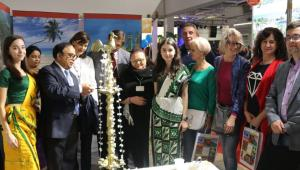 Sri Lanka participates in the 2018 Warsaw World Travel Show