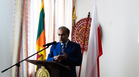 Sri Lanka Embassy in Poland participates at 8th edition of Action Diplomacy
