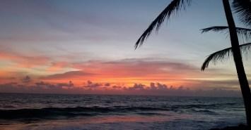 sunset sri lanka
