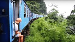 Kandy Ella by Train