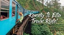 Book Train Ticket Sri Lanka