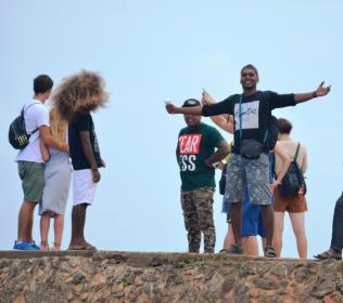 sri lanka island tours galle fort restaurants jumpers
