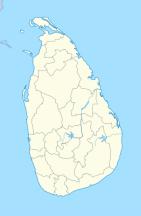 Polonnaruwa Sri Lanka Map