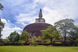 Sacred Quadrangle Vatadage Polonnaruwa Sri Lanka 25