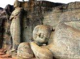 Sacred Quadrangle Vatadage Polonnaruwa Sri Lanka 29