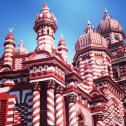 pettah red mosque colombo 2