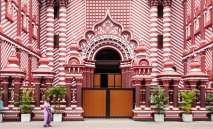 pettah red mosque colombo 8