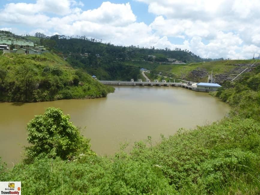Kotmale Dam