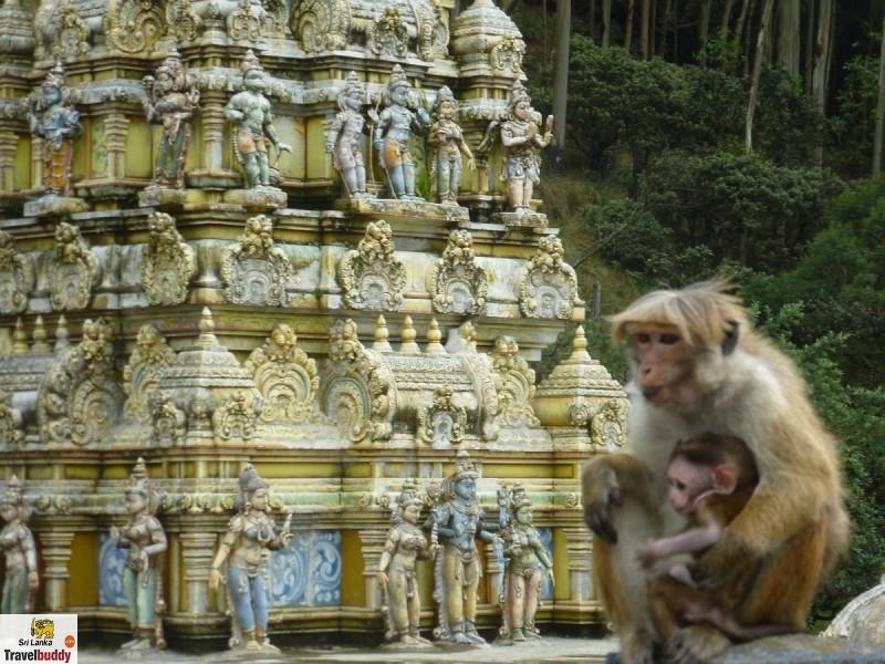 Seetha temple Ella