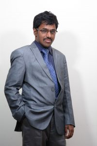 Srinivasu in full casual suit