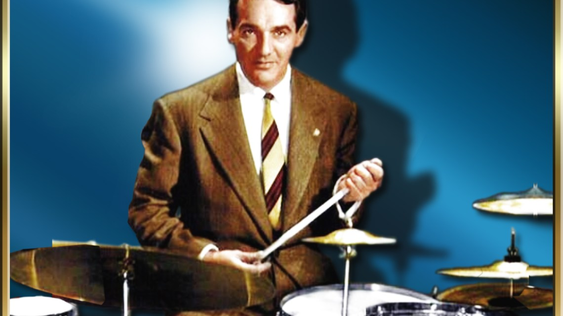 Gene Krupa – Hot Drums
