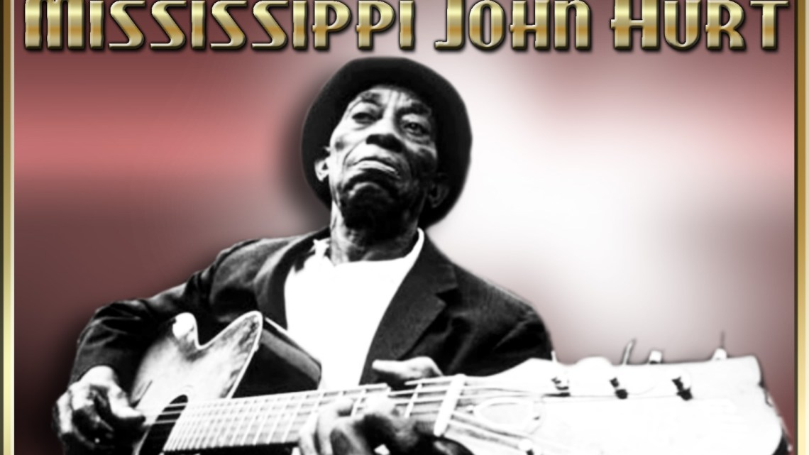Mississippi John Hurt – Satisfied