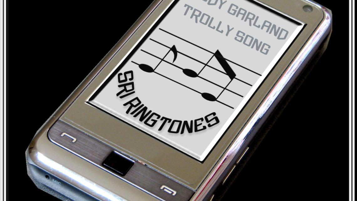 Trolley Song by Judy Garland – Ringtone