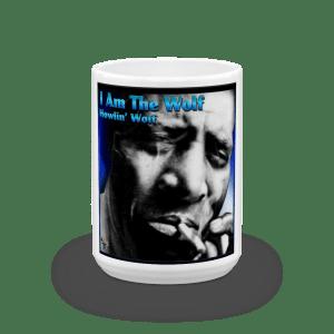 Howlin' Wolf Mug