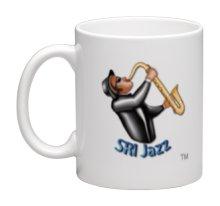 SRI Jazz Mug