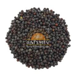 SriSatymev Black Mustard Seeds | Kali Sarso