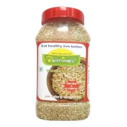 SriSatymev Wheat Gold | Wheat Daliya Sprouted & Roasted