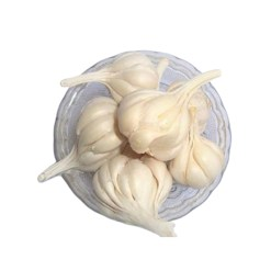 SriSatymev White Garlic | Safed Lehsun | Big Size