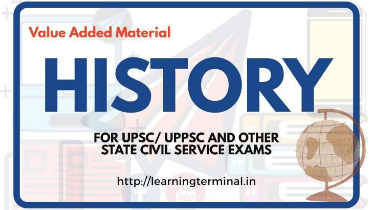 History UPSC