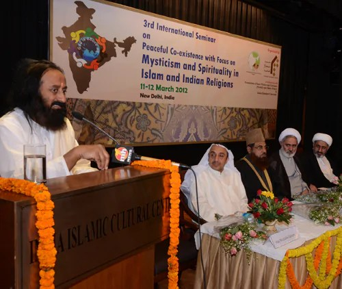 Third International Seminar on Mysticism & Spirituality in Islam & Indian Religions