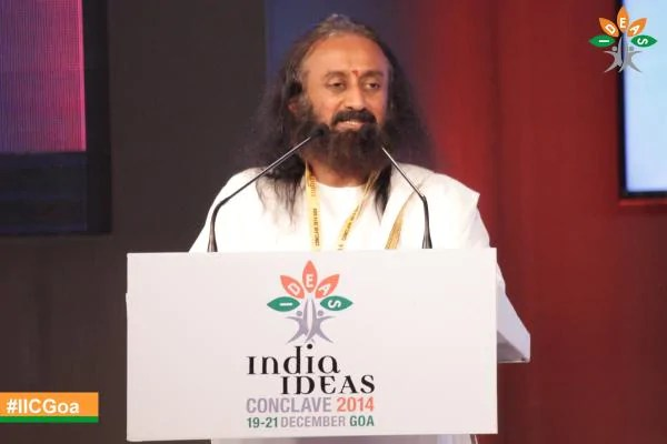 Integral Human Development - India Ideas Conclave, Goa