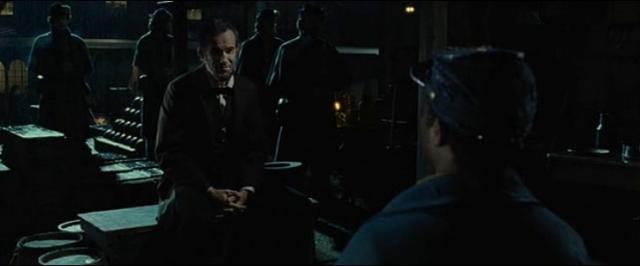 לינקולן לא נרטב