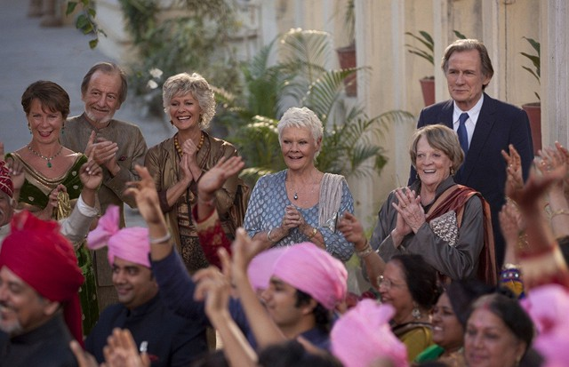 the second best marigold hotel4