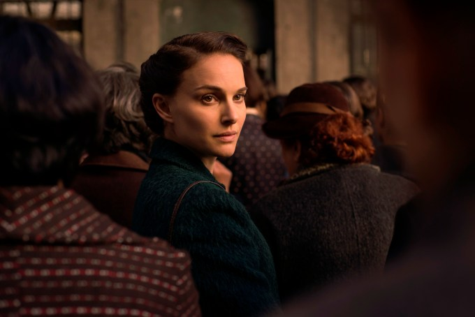 A Tale of Love and Darkness _ Natalie Portman _ Photo 1