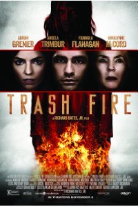 Trash-Fire poster