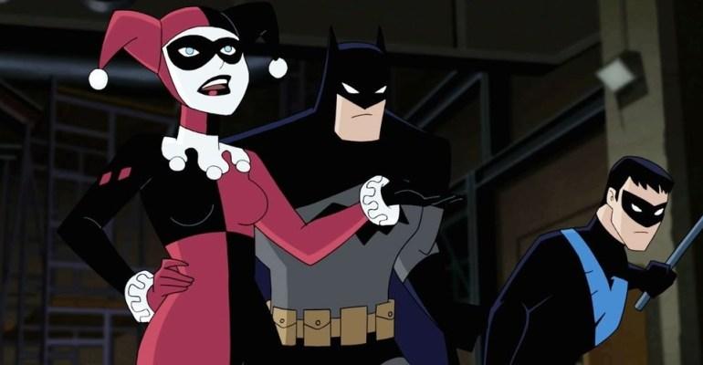 המלצות (ואזהרה) לסרטי באטמן המצוירים