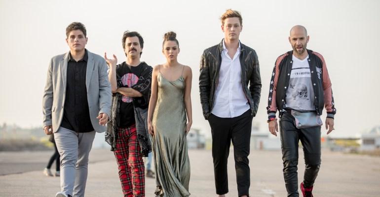 סרטים חדשים: ״גורד שחקים״ עם דוויין ג׳ונסון