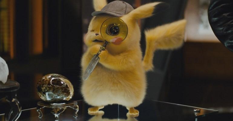 פוקימון: הבלש פיקאצ'ו