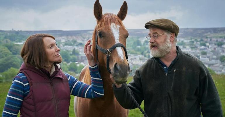 סרטים חדשים: ״סוס מנצח״ עם טוני קולט