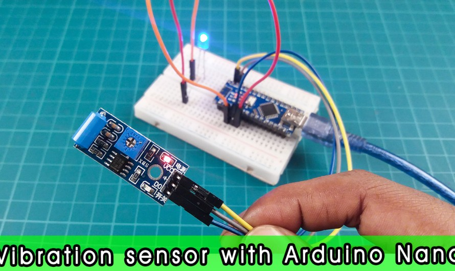 SW 420 vibration sensor with Arduino | Step by step instructions
