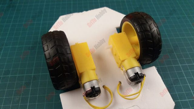 How to make a line follower robot using Arduino and L298N